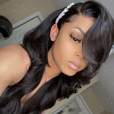 lob hair| prom hairstyles| cute hairstyles| hair scrunchie| winterformal hairsty... #Cute #Hair #Hairsty #Hairstyles #lob #Prom #SCRUNCHIE