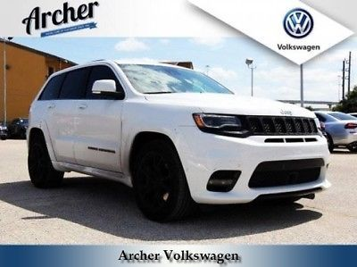 Ebay Grand Cherokee Srt 2017 Jeep Grand Cherokee Jeep Jeeplife Jeep 2017 Jeep Grand Cherokee Srt