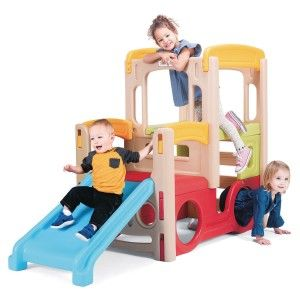 Buy Young Explorers Adventure Climber At S S Worldwide In 2020 Playset Outdoor Toddler Toys Playset