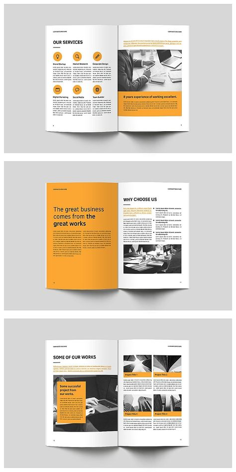 45+ Corporate Brochure Templates for Adobe InDesign