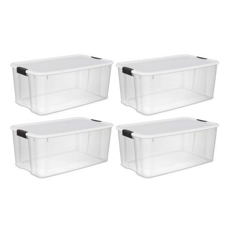 Home Sterilite Storage Containers Lid Storage