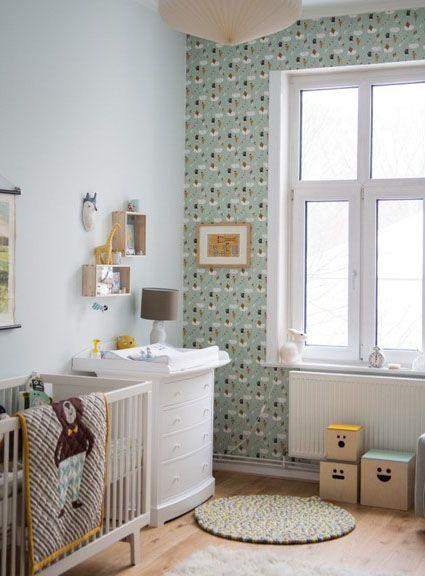 Deco Chambre Bebe Vert D Eau 12 Idees Deco Inspirantes Chambre