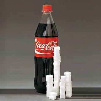 coca-cola zuckergehalt