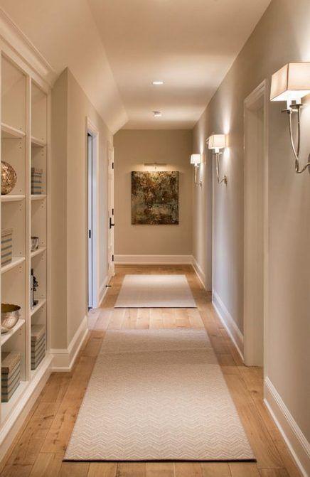 56 Ideas Recessed Lighting Wall Hallways Wall Lighting