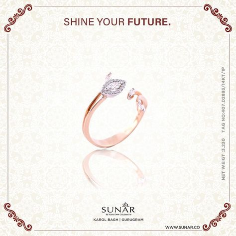 Where you only wear your expensive touch. . . . . . . . . #TuesdayMotivation #TuesdayThoughts #tuesdayvibes #diamondring #diamond #diamonds #engagementring #jewelry #ring #gold #weddingring #engagement #rings #jewellery #wedding #fashion #engaged #whitegold #love #weddingrings #proposal #emerald #shesaidyes #solitairering #diamondrings #engagementrings #sunar #sunarjewel #karolbagh #gurugram