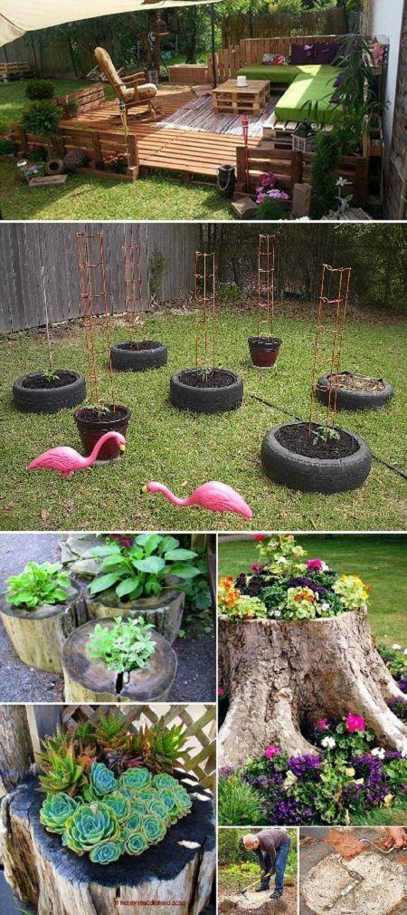 12 Kreative Gartenideen Die Sie Lieben Kreativ Garten Ideen Garten Gartenideen Ideen Kreativ Kreative Kreative Garten Ideen Garten Ideen Garten