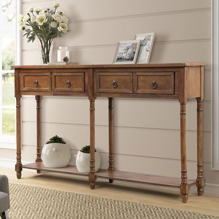 37+ Entry console with drawers ideas