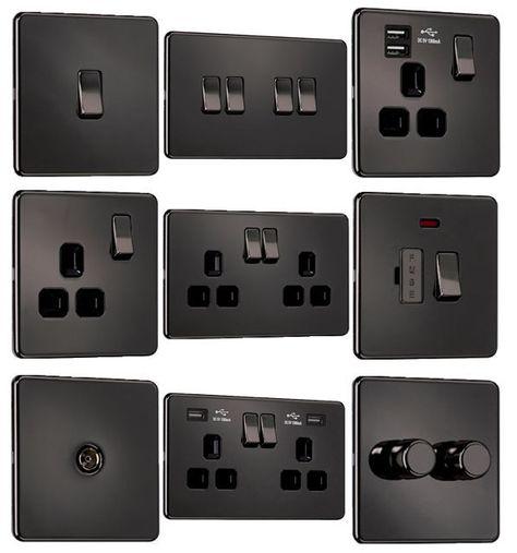 29 插座 Socket Ideas Plug Socket Sockets Light Switches And Sockets