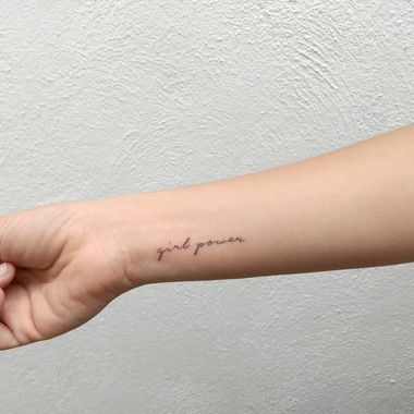 20 Small Arm Tattoos That Make Great Arm Candy Arm Tattoos For