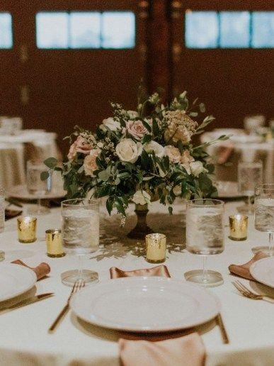 Muted Neutral Wedding Nashville Wedding Florist Wildflowers