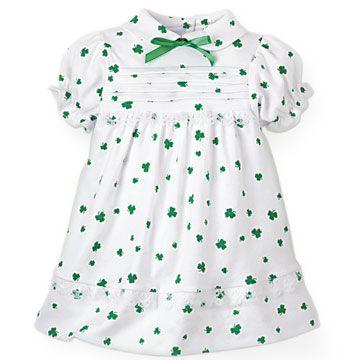 19d992fb36b4 Child s Shamrock Dress