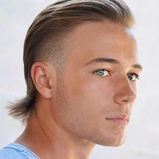 Pin On Shavedsides Undercut Mullet