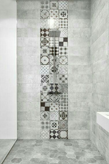 When It Involves Tiling Your Bathroom There Are Many Options As Well As Strategies To Select From Search T Bathroom Decor Bathroom Tile Designs Tile Bathroom
