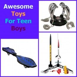 10 stunning gift ideas for a 14 year old boy