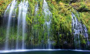 صورة شلال رائع Waterfall Nature Outdoor
