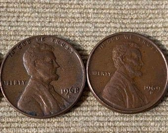 Rare Lincoln Penny 1964 D Lincoln Has A Mustache In 2020 Rare Coins Worth Money Valuable Pennies Rare Coin Values