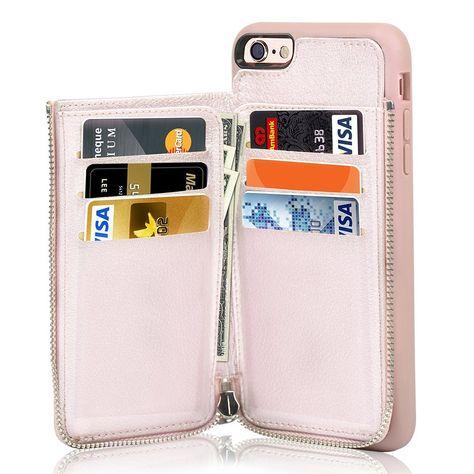 Iphone 6s Plus Wallet Case Iphone 6 Plus Card Holder Case