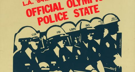 These Powerful Political Posters Called Out Police Violence