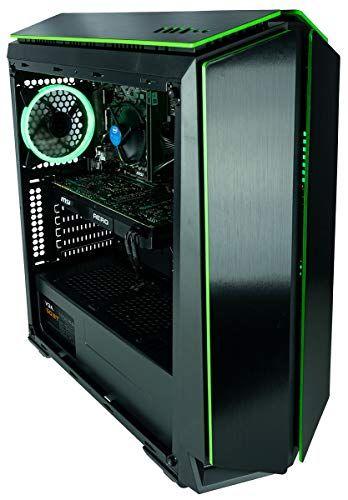 CUK Mantis Custom Gaming PC (Intel i5-8400, 16GB RAM, 480GB