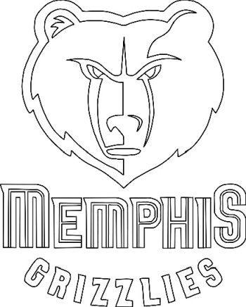 Memphis Grizzlies Logo In 2020 Memphis Grizzlies Grizzly Logos
