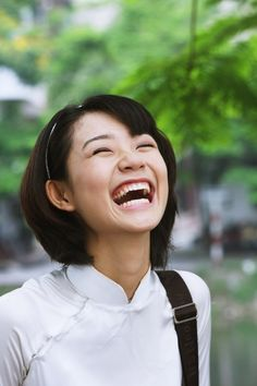 In that moment of laughter, you know that everything is going to be all right.