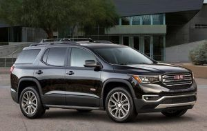 Top 2019 Gmc Acadia Denali Colors Research New Acadia Denali