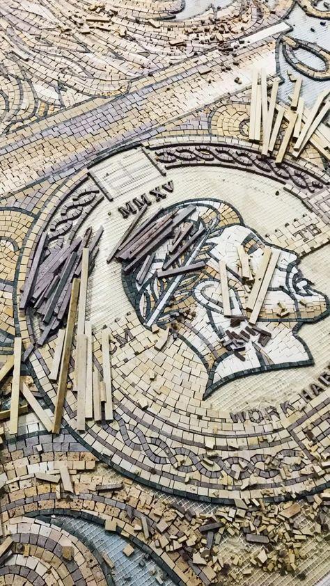 40 Bizantin Mosaic Ideas Mosaic Byzantine Mosaic Byzantine