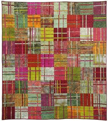 Cranberry Chutney Pattern By Madison Cottage Quilts Modern Quilt Patterns Modern Quilt Blocks