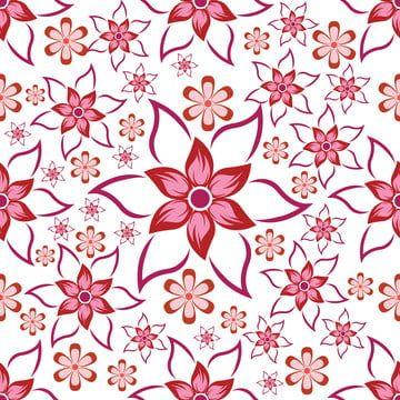 Gambar Corak Lancar Dengan Motif Bunga Dengan Sangat Warna Warna Indah Lancar Pola Latar Belakang Dengan Motif Bunga Merah Jambu Abstrak Seni Latar Belakang Background Patterns Seamless Patterns Pink Floral