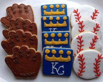 Kansas City Royals Cookies