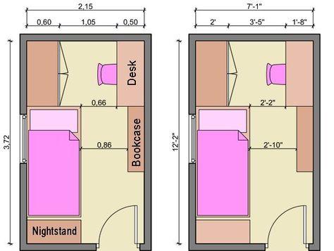 kids bedroom layout room floor plan children kid ideas small rooms ...