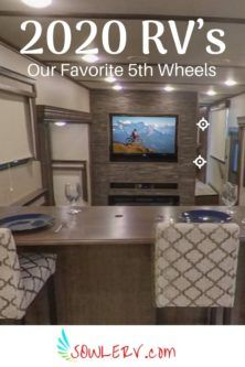 Top 5 Fifth Wheels For 2020 Fifth Wheel Living Fifth Wheel