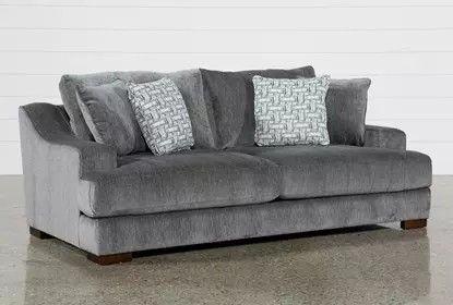 Maddox Sofa Living Spaces Sofa Love Seat Sofa Furniture
