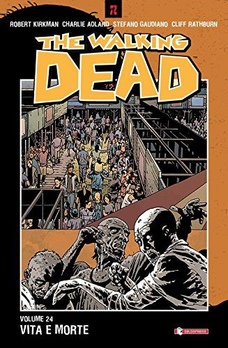 THE WALKING DEAD 165 Rick Grimes Andrew Lincoln 1st Printing NM