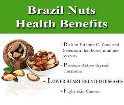 Brazil Nuts For Thyroid Nuts Health Benefits Food Eat