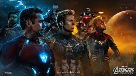 Avengers: End Game, Pablo Ruiz