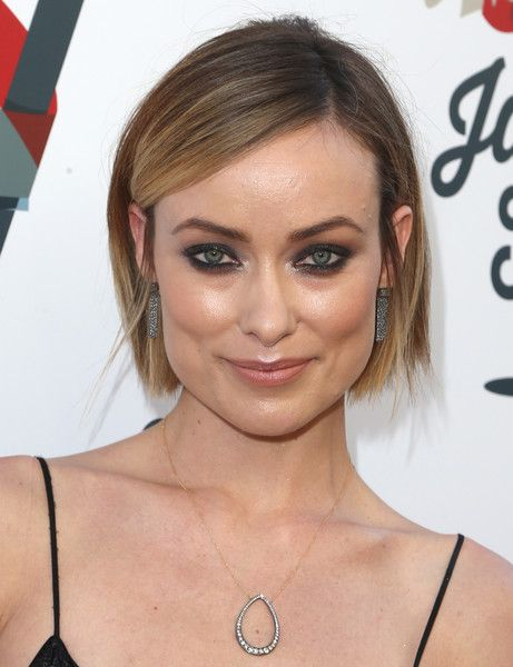 Olivia Wilde Photos Photos Steven Tyler And Live Nation Presents Inaugural Janie S Fundgala Grammy Viewing Party Olivia Wilde Hair Eyebrow Growth Oil Olivia Wilde