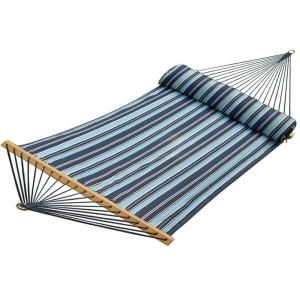 Quilted Reversible Hammock With Matching Pillow 2932DL At The Home Depot