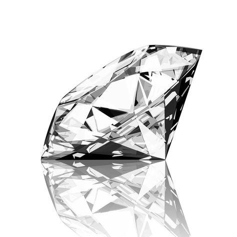 Background Photograph - Diamond by Setsiri Silapasuwanchai