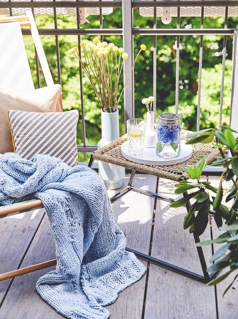Sommer auf Balkonien Destination OutdoorOase! Zu Hause