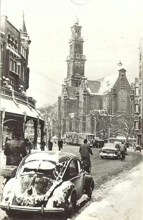 Amsterdam in de jaren 50