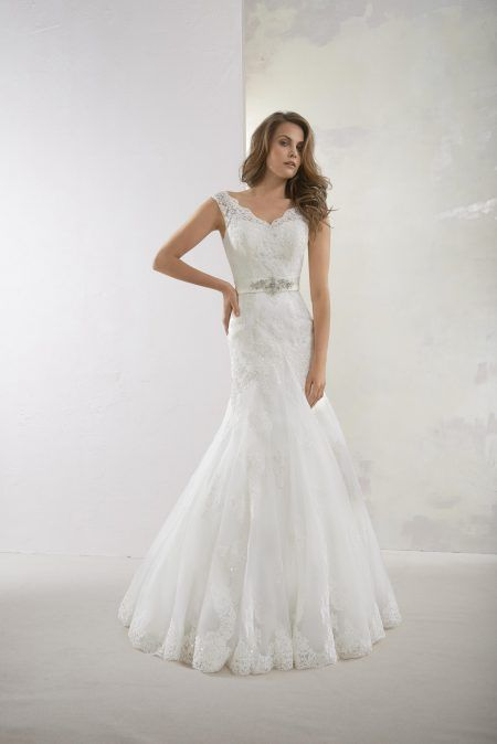 Empire du Mariage, robe de mariée CHARLESTON,