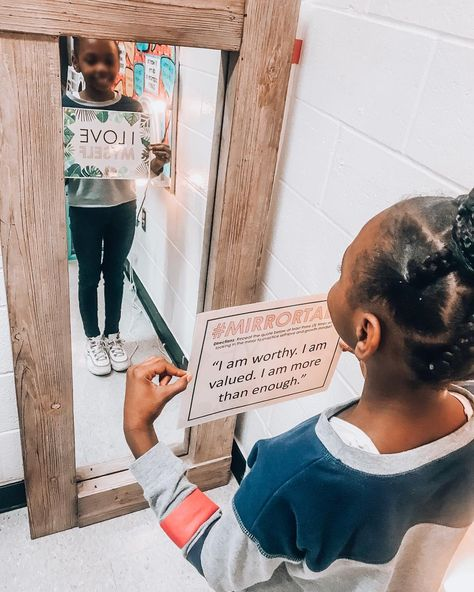 Positive Self Talk in the Classroom