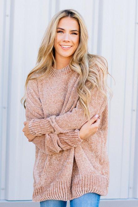 6a7fe249b03 Cozy Oversized Chenille Velvet Woven Loose Weave Sweater | Baby It's ...
