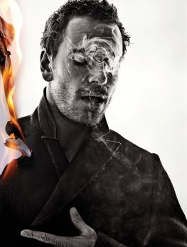 Michael Fassbender photographed by Sebastian Kim for 'Interview' Magazine  #fashion #editorials #photography #celebs