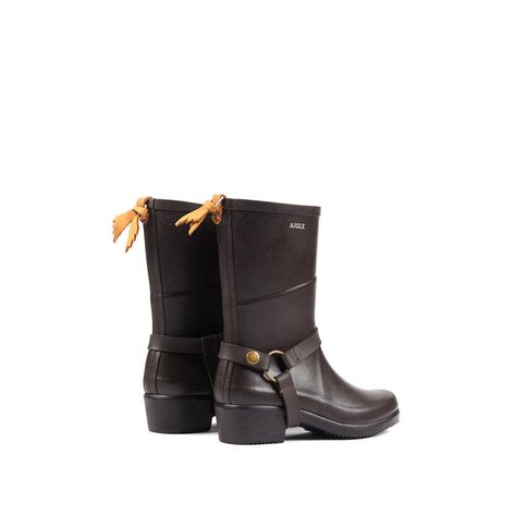 Aigle FallWinter 2015 Miss Julie with removable tassel and