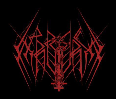Heresiarch Logo By Martinsilvertant On Deviantart Deviantart Logos Metal