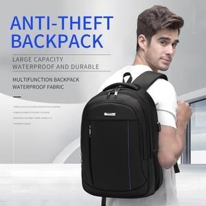 Waterproof Travel Bag Picano 15.6/'/' Laptop Notebook School Backpack  USB Port