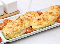Zucchine ripiene vegetariane: la ricetta leggera che non spreca