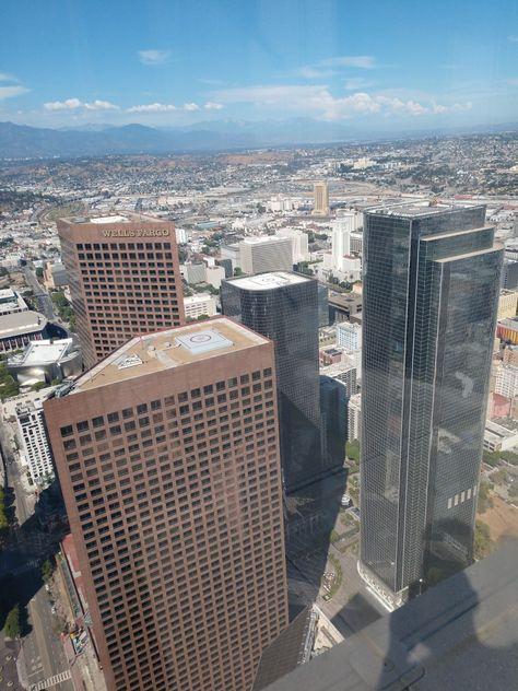 Downtown La Los Angeles California Los Angeles City Los Angeles